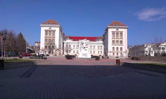 """Universitatea de Medicină și Farmacie """"Grigore T. Popa"""" din Iași, FOTO Facebook"""