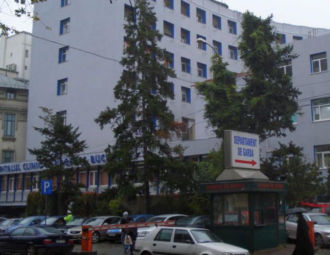 Spitalul de Urgență Floreasca