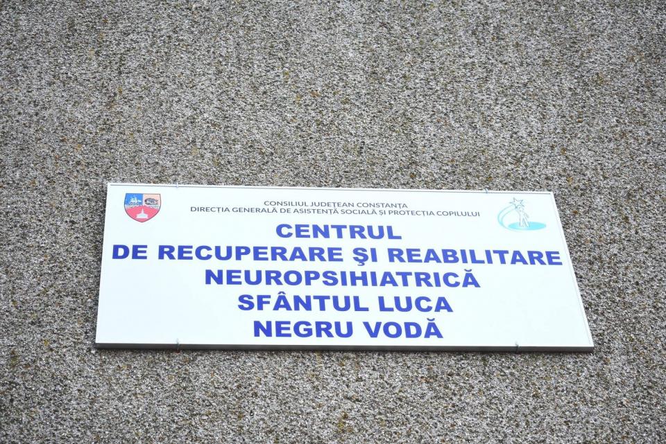 Centrul Sf. Luca, FOTO Facebook