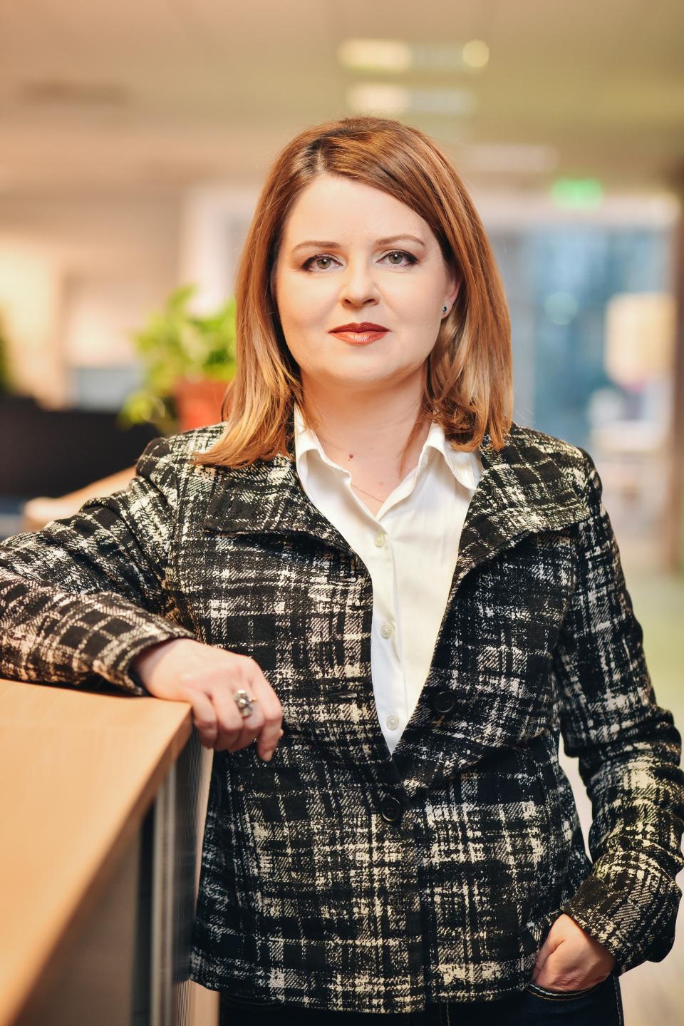 Alina Culcea,  președinte ARPIM