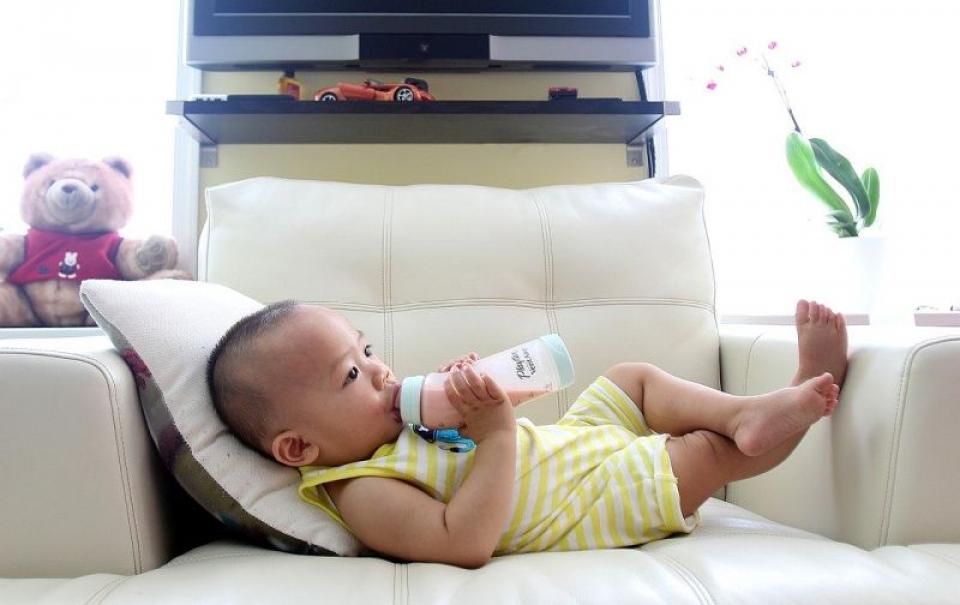 Bebeluși, alimentație