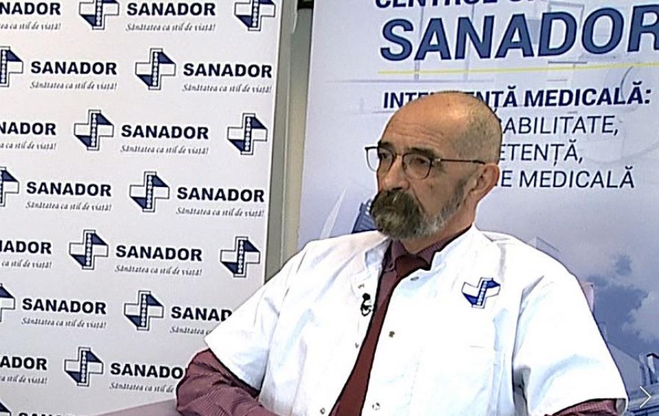 Dr Gabriel Mitulescu. Foto: DC Medical