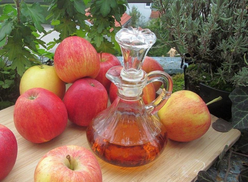 Oțetul de cidru de mere