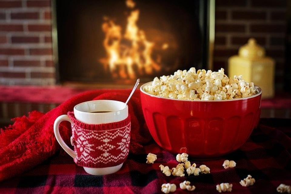 Ambalajele de popcorn pentru microunde conține substanțe toxice  FOTO: Pixabay