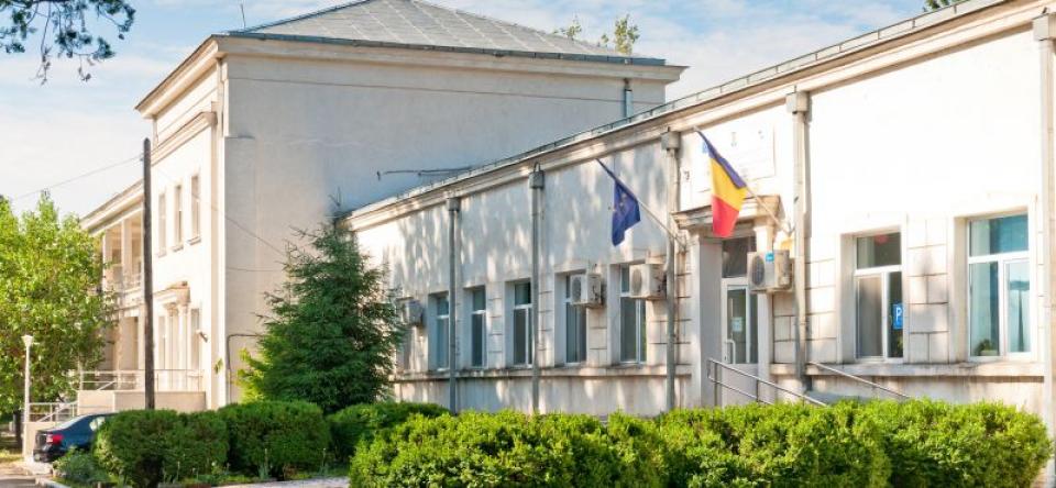 Spitalul de Pneumoftiziologie Galați. Foto: pneumogalati.ro