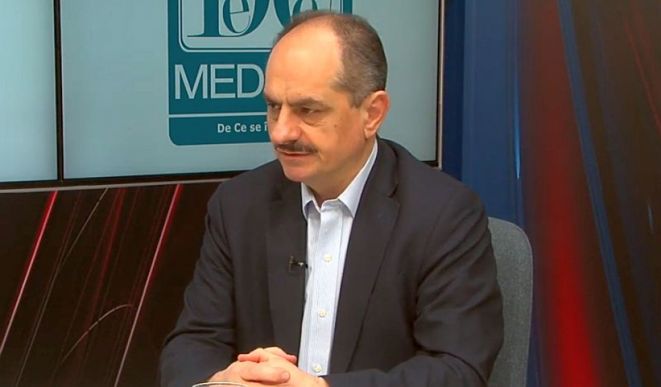 Prof dr Virgil Păunescu. Foto: DC Medical