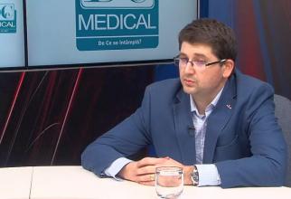 Dr Bogdan Pârlițeanu. Foto DC Medical