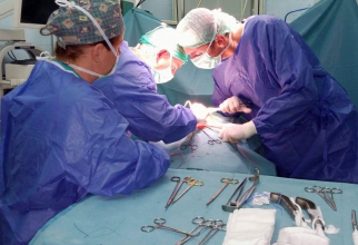 Interventie la Institutul de Urologie și Transplant Renal Cluj. Foto: Facebook