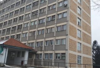 Spitalul din Caransebeș  FOTO: expressdebanat.ro