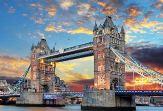 Tower Bridge din Londra  FOTO: Pixabay