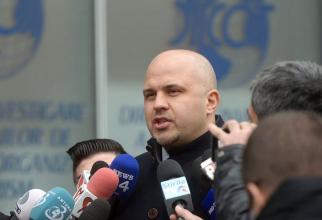 Emanuel Ungureanu. Foto: Facebook