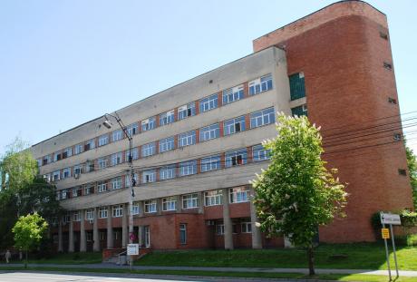 Spitalul Clinic Judeţean de Urgenţă Sibiu, Foto: Facebook.