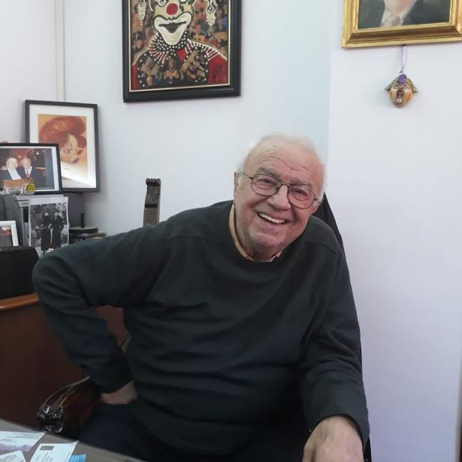 Alexandru Arșinel, Foto Facebook