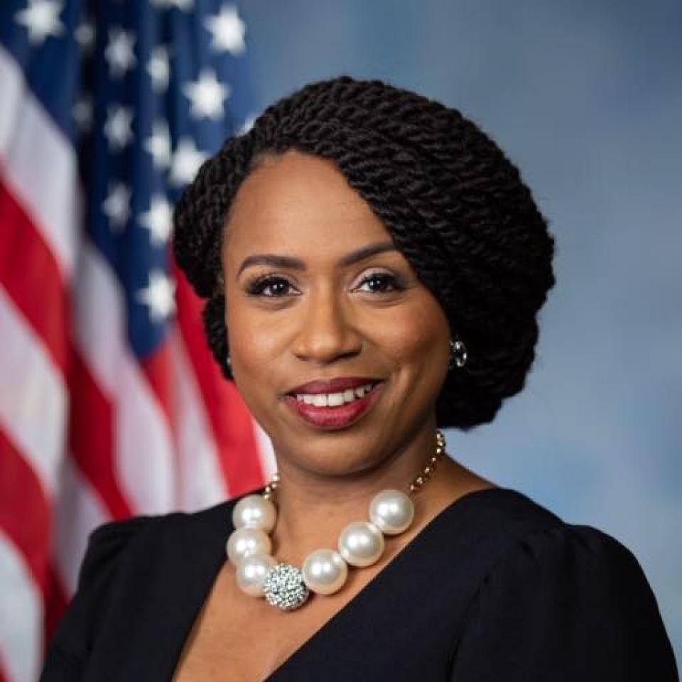 Ayanna Pressley, aleasă democrată în Congresul american, Foto Facebook