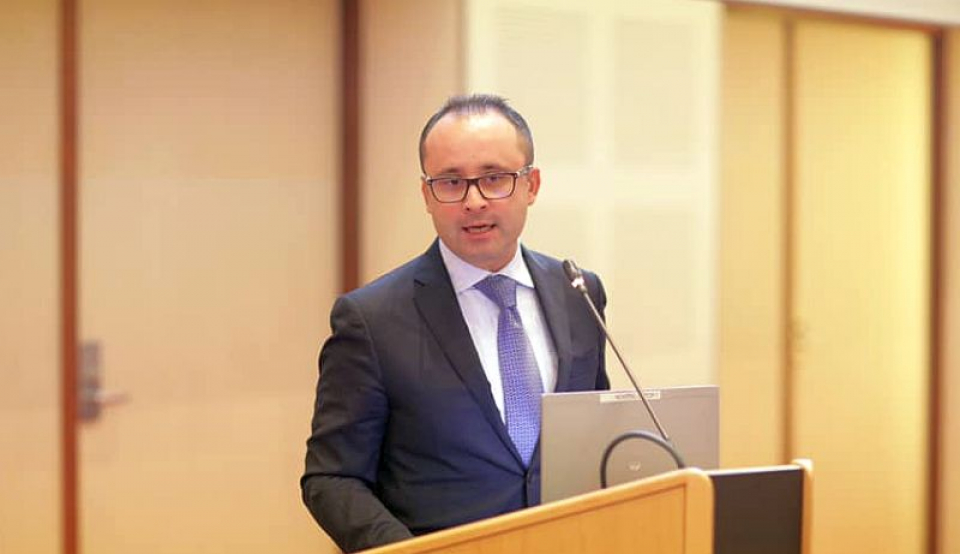 Cristian Bușoi, vicepreședinte PNL