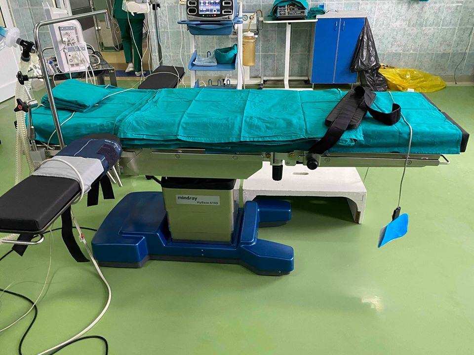 Aparatură medicală nouă  FOTO: Facebook CJ Cluj