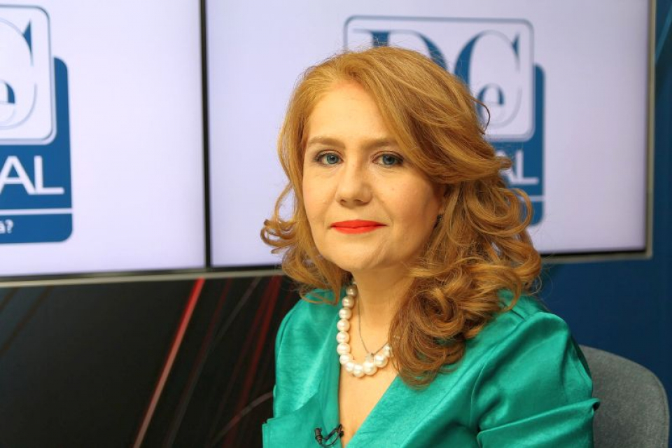 Prof dr Olga Simionescu. Foto: DC Medical