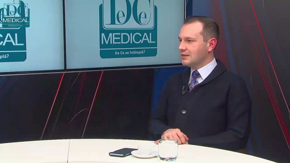 Dr Radu Țincu. Foto: DC Medical