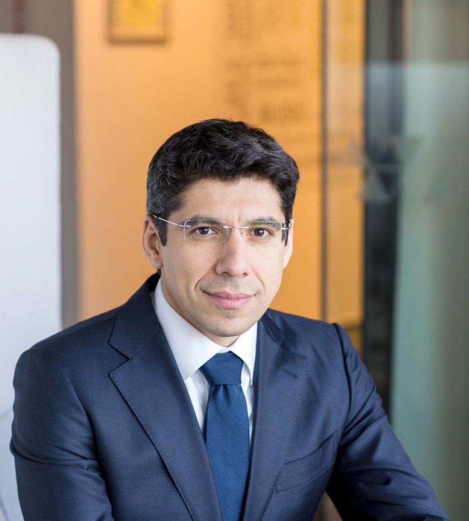 Sévan Kaloustian, noul Managing Director al Janssen Companiile Farmaceutice ale Johnson & Johnson în România