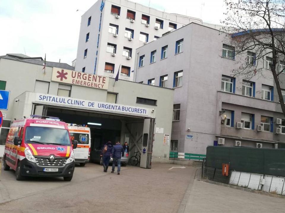 Spitalul Floreasca. Foto: DC Medical