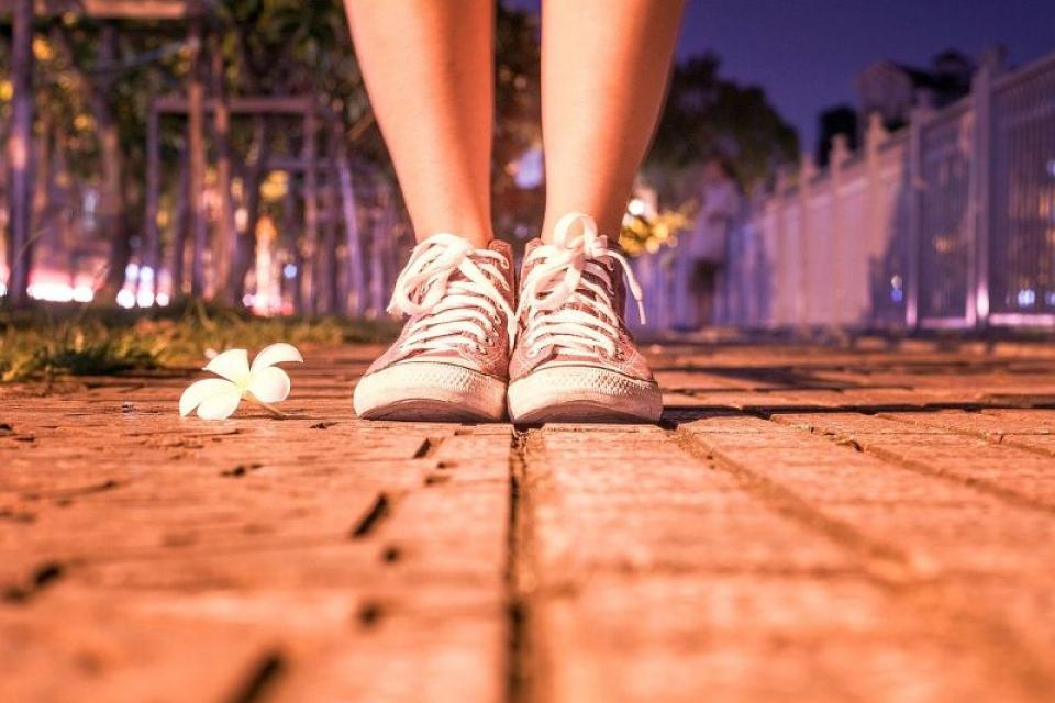 Pantofii pot fi dotați cu dispozitive GPS