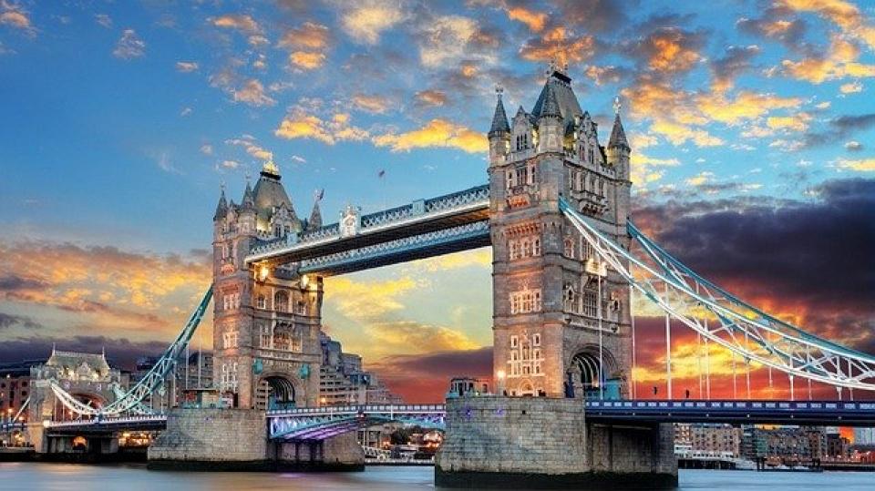 Tower Bridge din Londra  FOTO: Pixabay