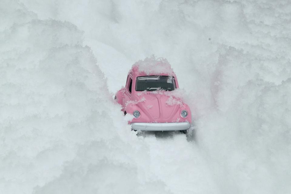 Drumurile pot deveni impracticabile din cauza zăpezii       Foto: pixabay.com