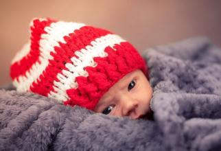 Bebeluștii au sistemul respirator extrem de sensibil
