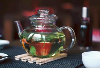 Consumul de ceai