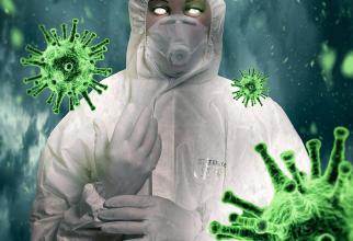 Noul coronavirus    foto: pixabay.com