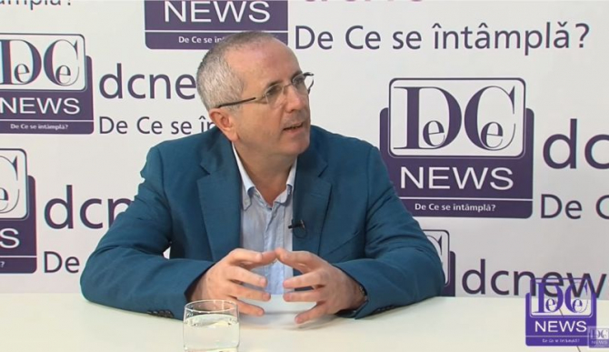 Prof Dr Daniel Coriu. Foto: DC News