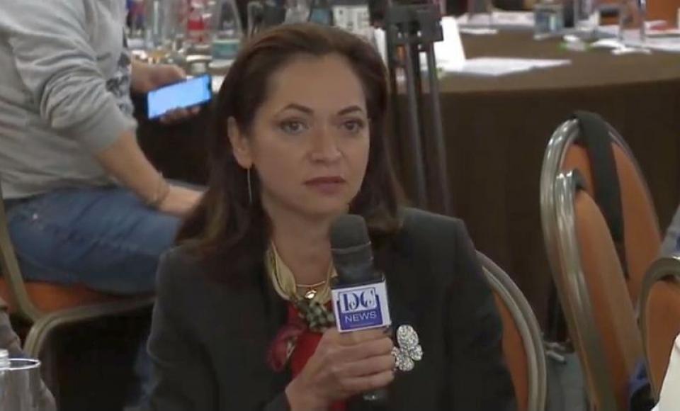 Mirela Iordan, CEO Pfizer. Foto: DC Medical
