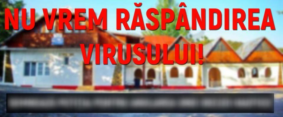Petiție făcută de localnici ca tabăra de la Arbanași să nu fie loc de carantină pentru eventualii pacienți cu coronavirus