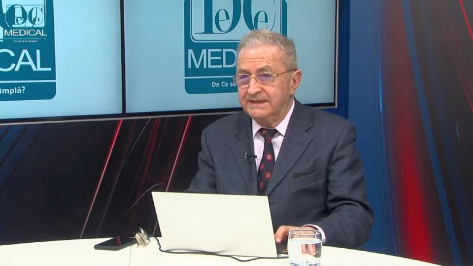 Prof. dr. Radu Deac   Foto: DC Medical