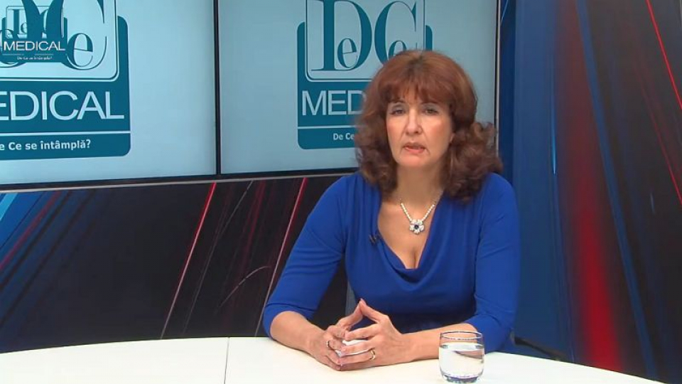 Conf dr Sanda Crețoiu. Foto: DC Medical