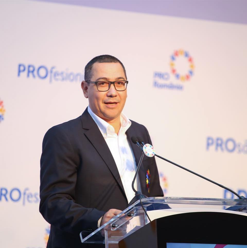 Victor Ponta  FOTO: Facebook Victor Ponta