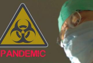 Medic, pandemie