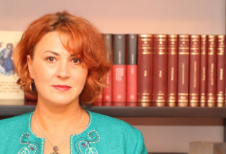 Prof dr farm Simona Negreș. Foto: Facebook