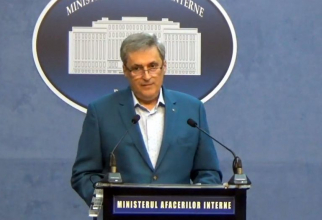 Marcel Vela, ministrul de Interne.