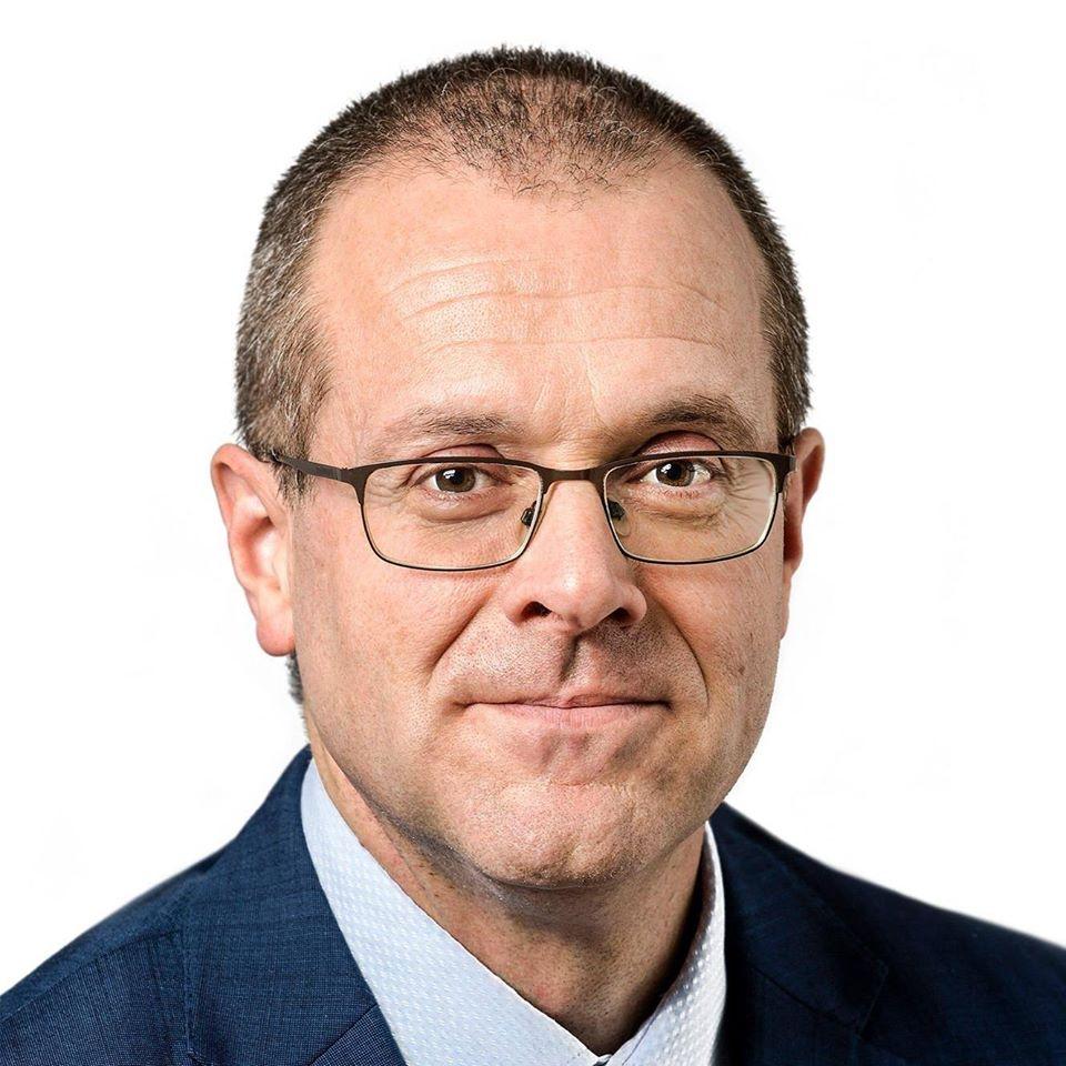 Hans Kluge,  directorul regional pentru Europa al Organizaţiei Mondiale a Sănătăţii (OMS).