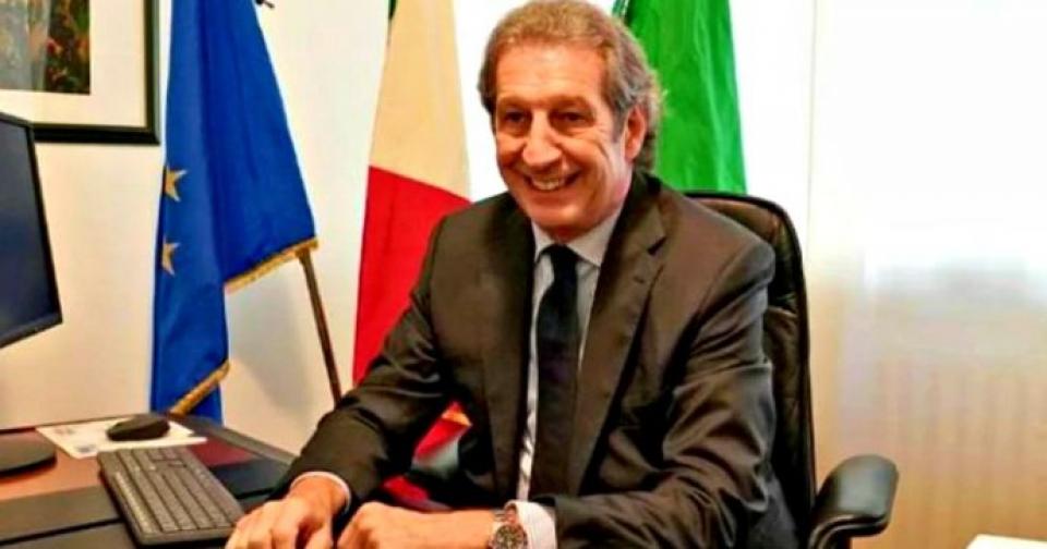 Dr. Roberto Stella, Președintele Ordinului medicilor din Varese