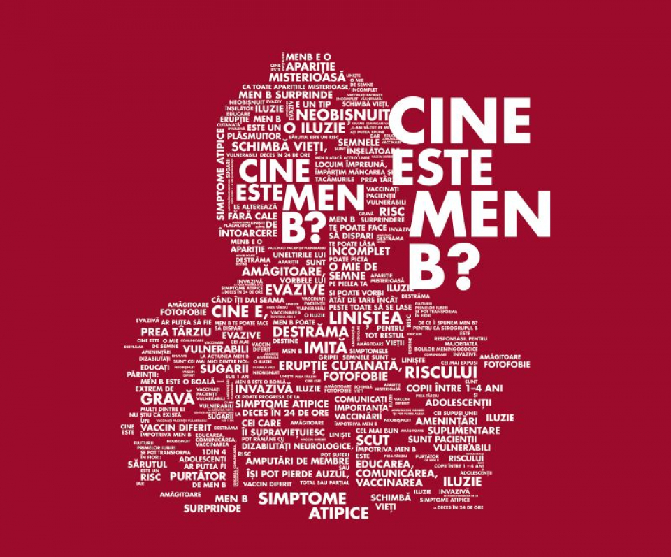 Cine este Men B. Foto: GSK