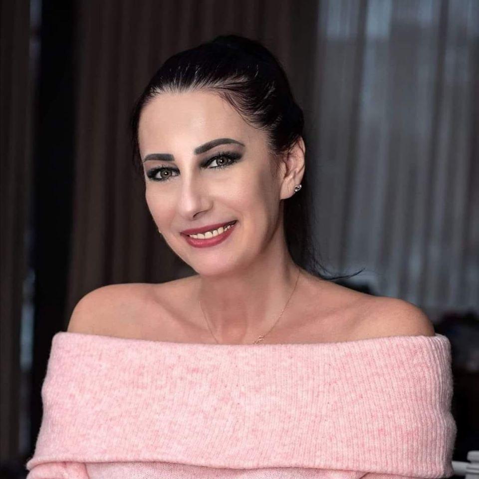 Psiholog Cristina Zaharia