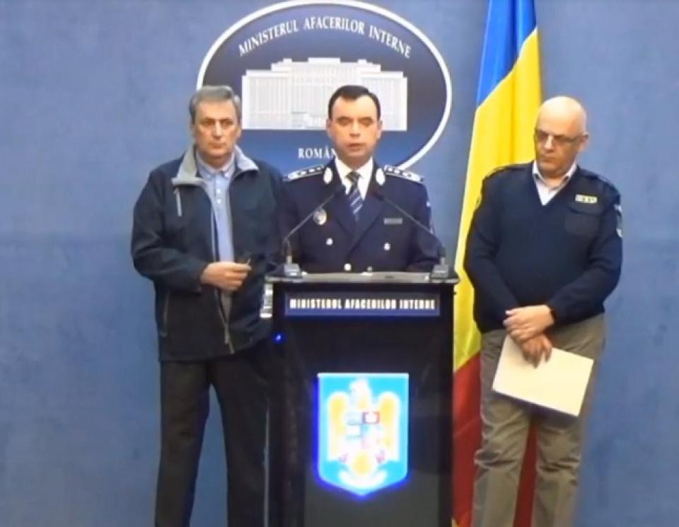 Bogdan Despescu, secretar de stat MAI