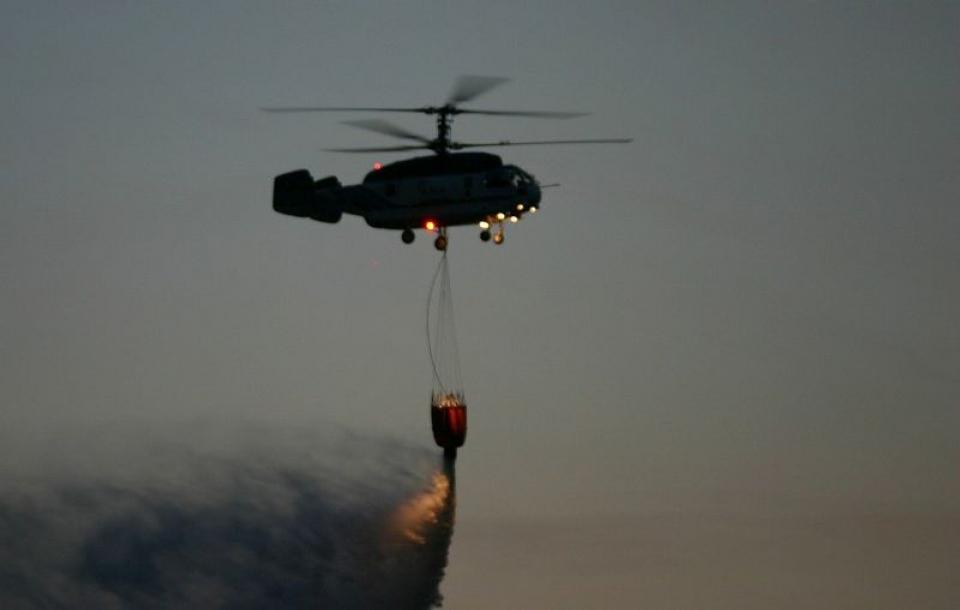 Elicopter noaptea