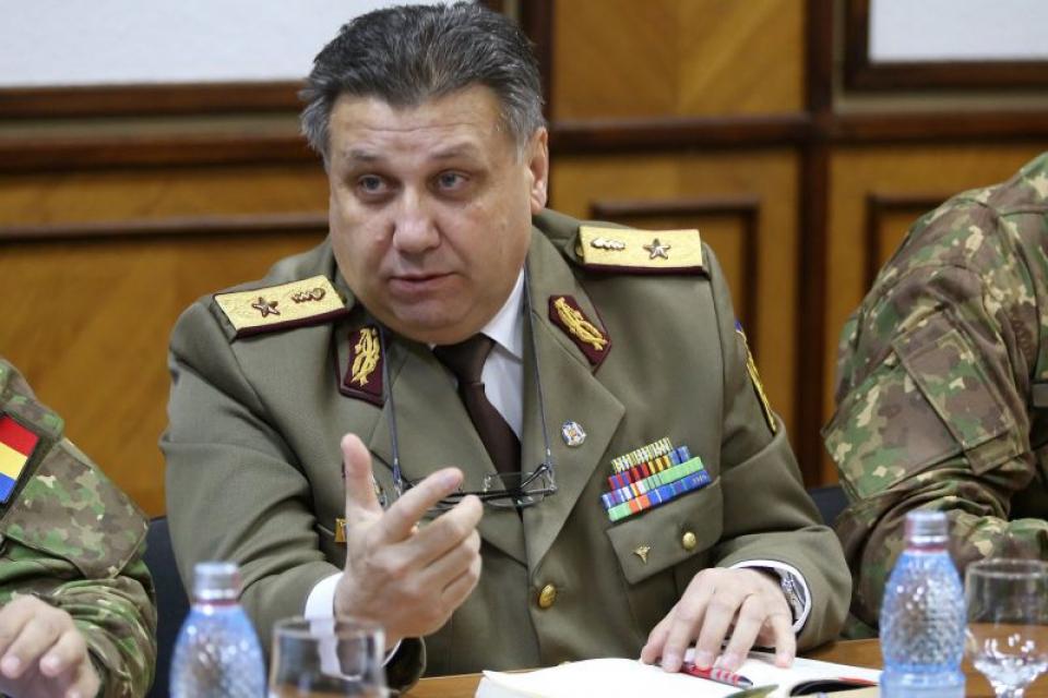 Generalul maior medic in rezervă Oprea Ionel Paul. Foto: Direcția Medicală a MApN