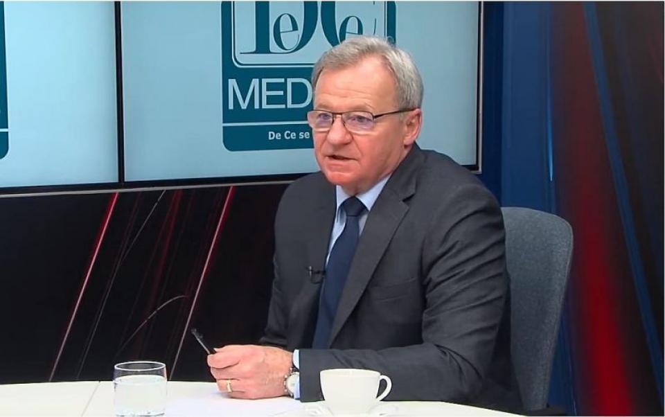 Dr Gheorghe Borcean. Foto: DC Medical