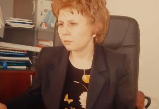 Prof Dr Adriana Pistol. Foto Facebook.