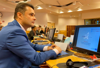 Primarul Sectorului 5, Daniel Florea   FOTO: Facebook Daniel Florea