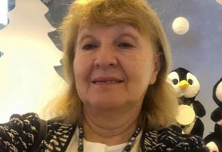 Doina Pleșca  FOTO: arhivă personală